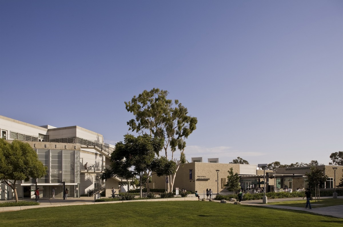 Orange Coast College Arts Pavilion