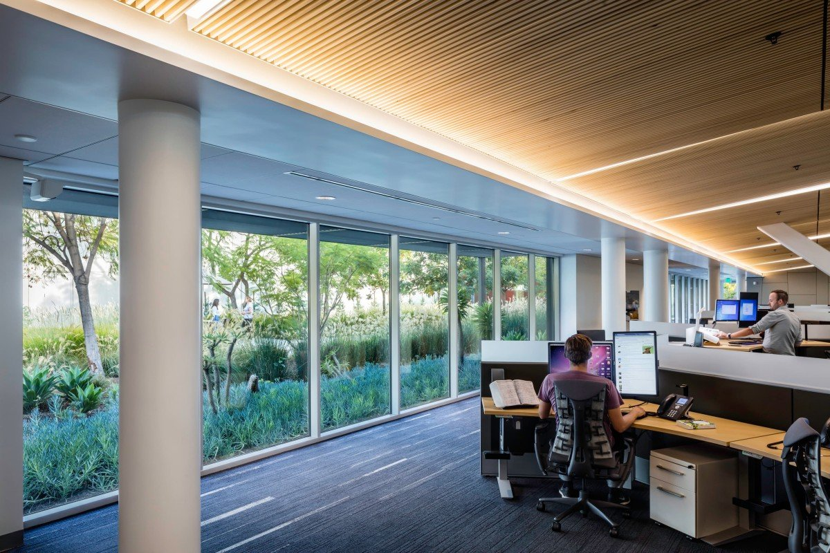 Corporate Office Expansion and Renovation