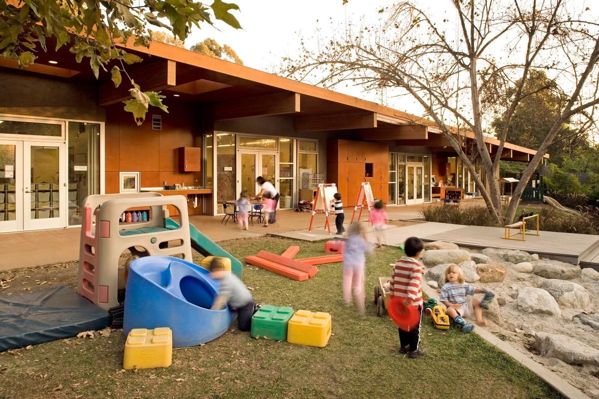 UCLA Krieger Childcare Center