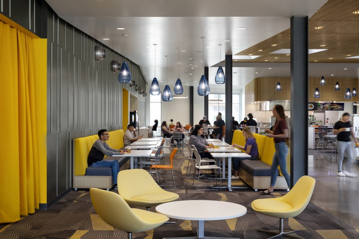 Cal Poly Pomona Dining Commons