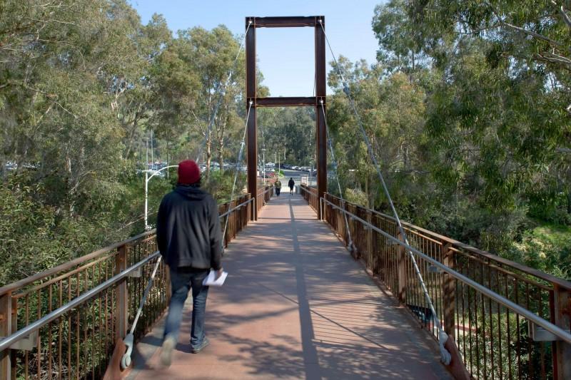 Rio Hondo College Pedestrian Bridge