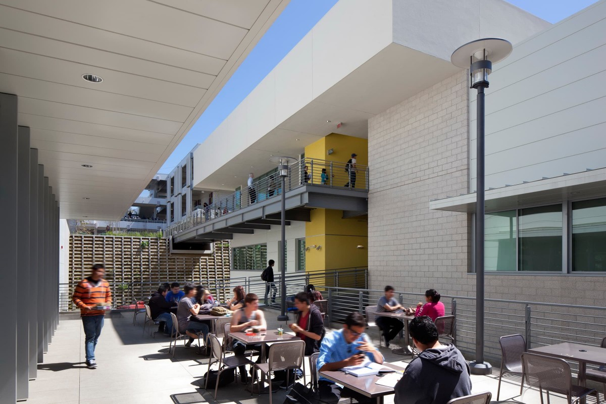 Student Services And Student Union