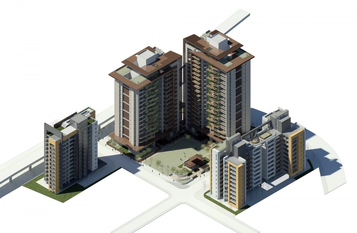 Nankang Towers