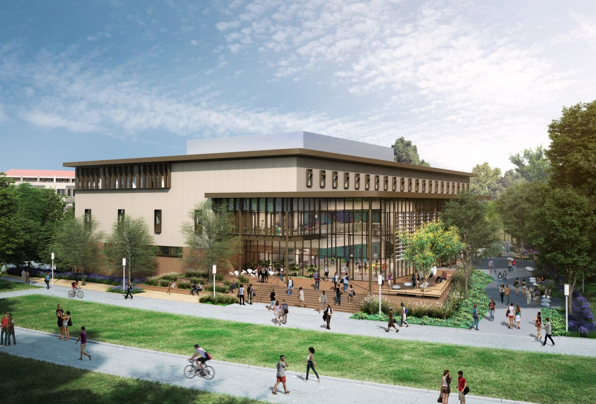 UCI Classroom and Office Building
