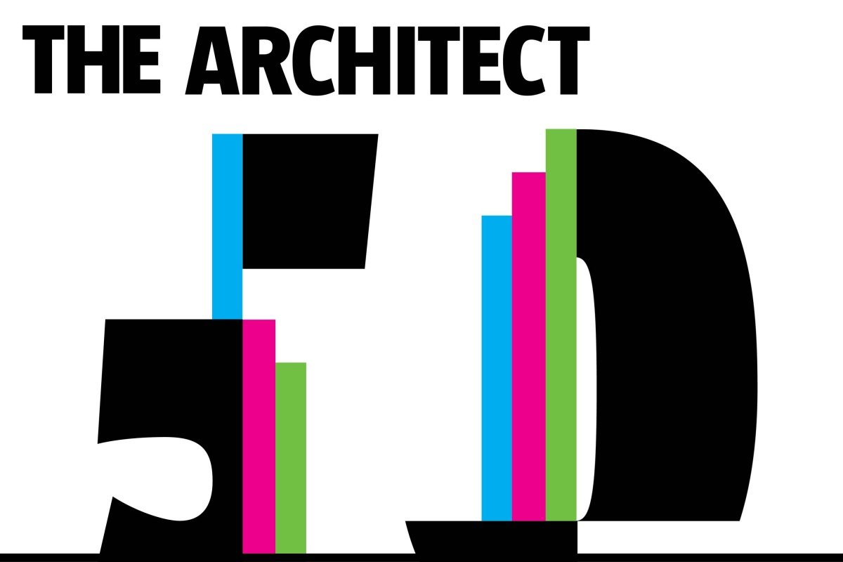 Eyrc Ranked In Architect50 Top Us Firms