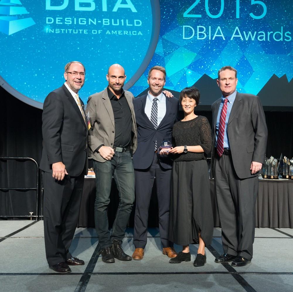 Ehrlich/sundt Team Receives Dbia Team Award
