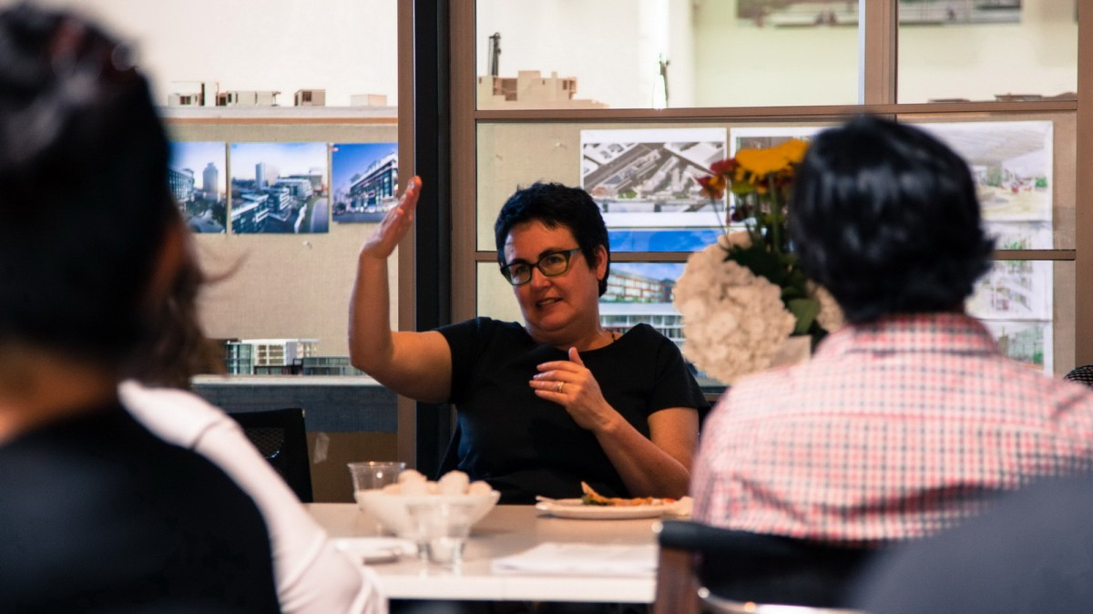 Eyrc Focuses On Equity In Architecture