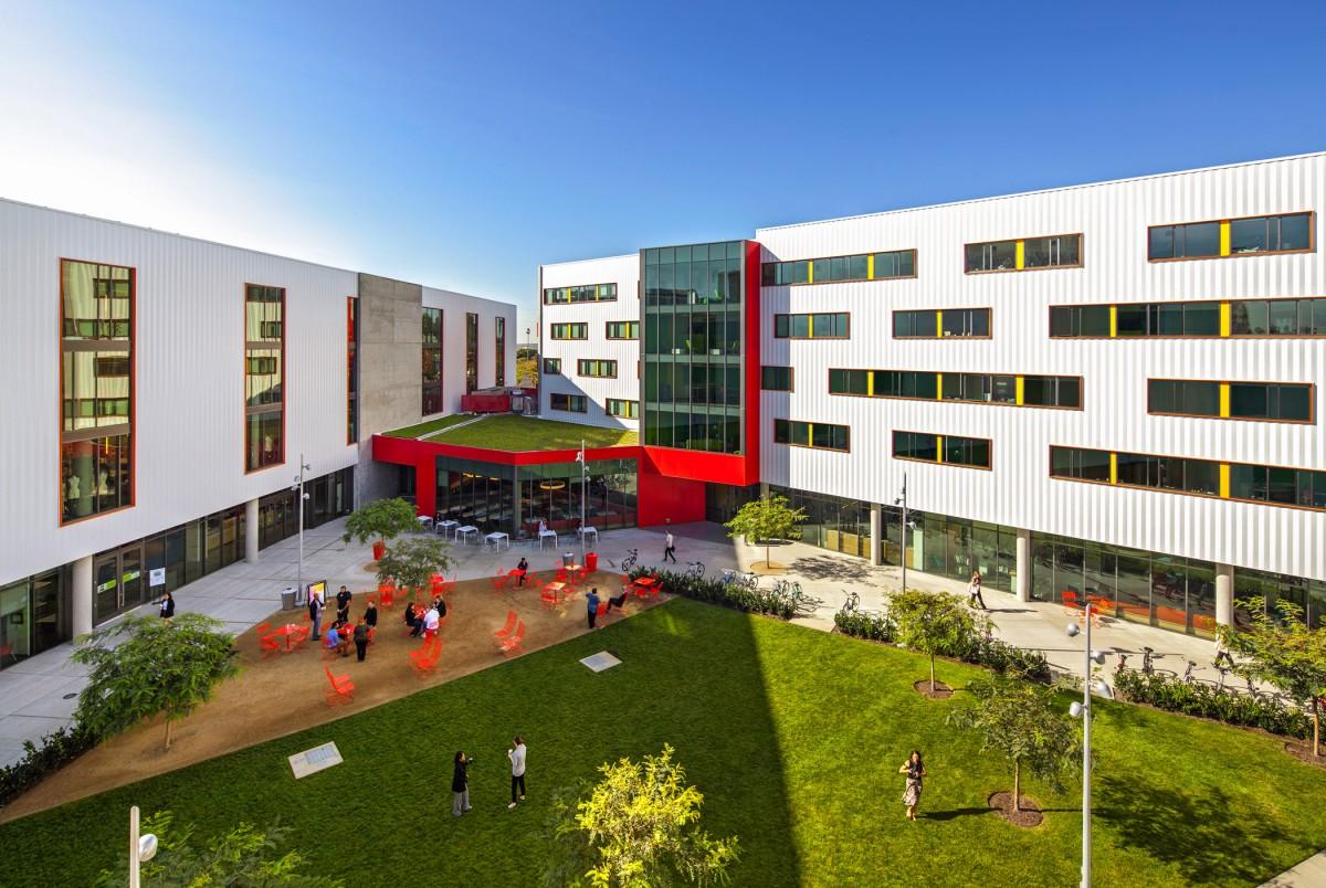 Otis College Receives Green Good Design Award