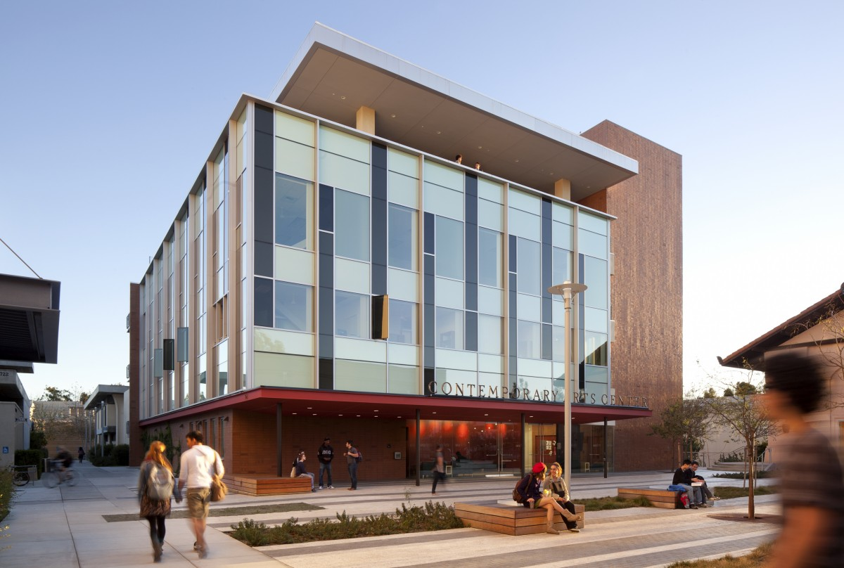 Uc Irvine Arts Center Wins Green Good Design Award