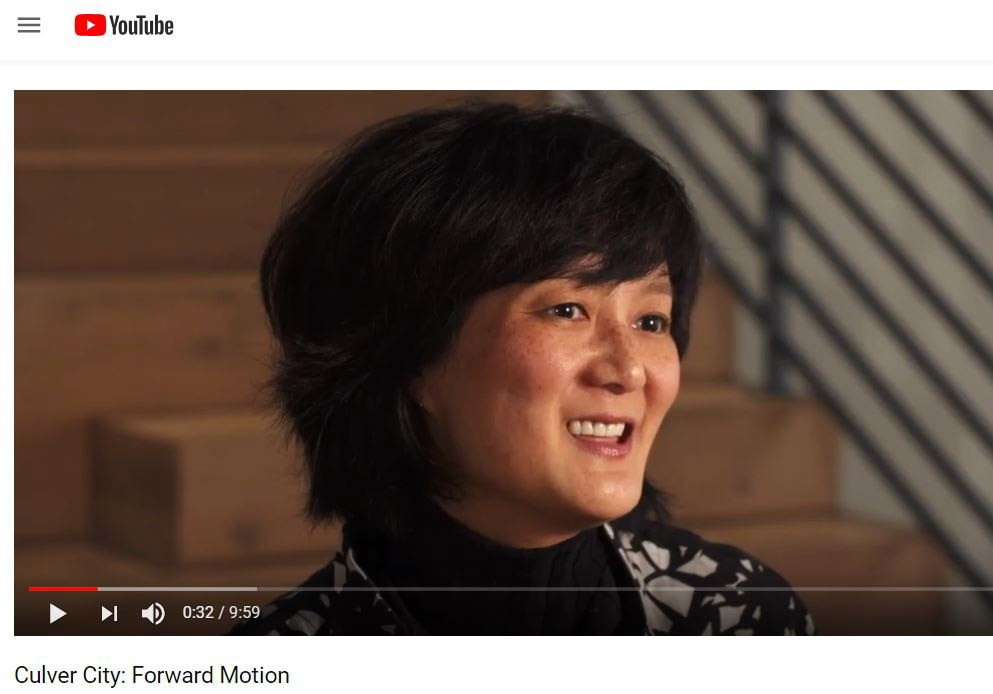 Patricia Rhee Featured In Culver City Movie