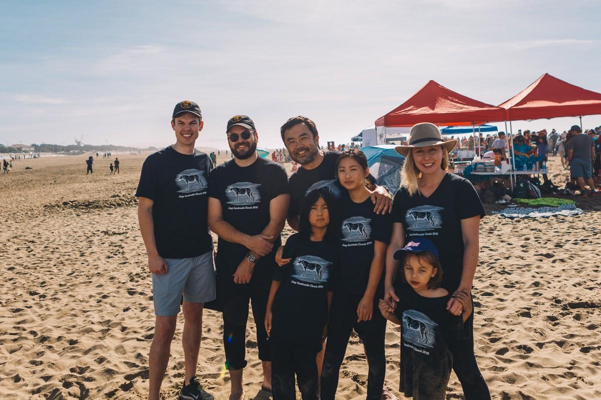 Leap Sandcastle Competition