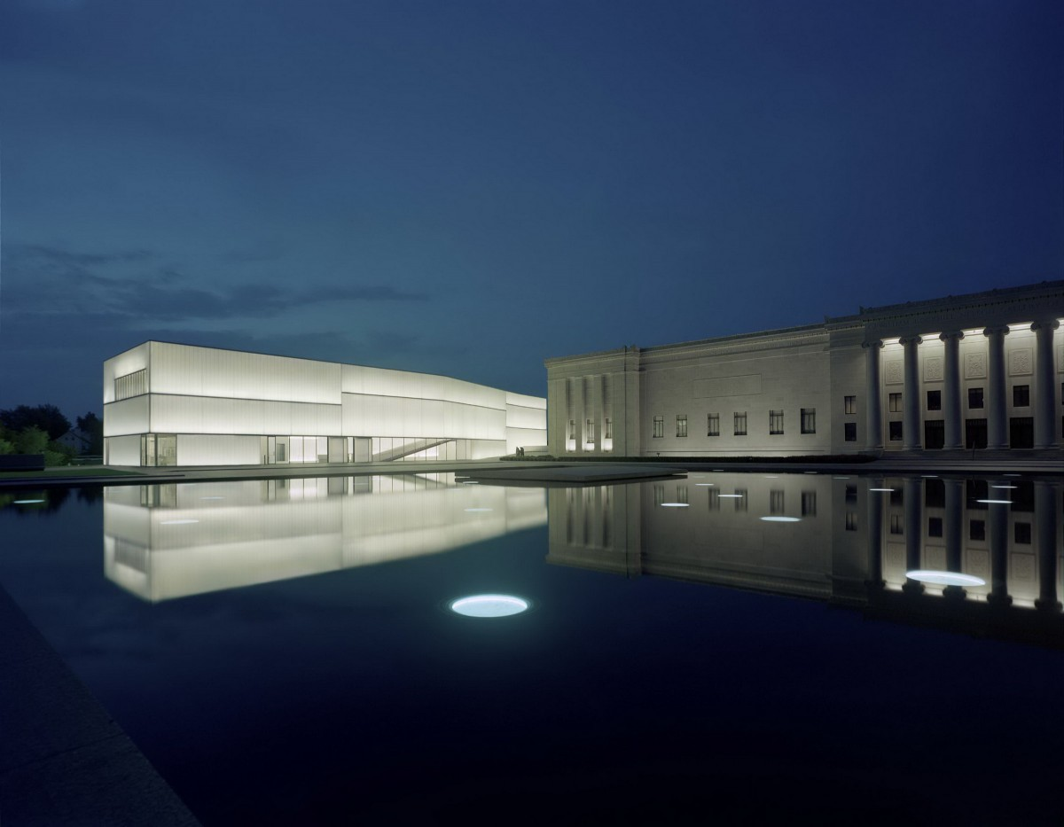 Steven Ehrlich Lectures At Nelson-atkins Museum